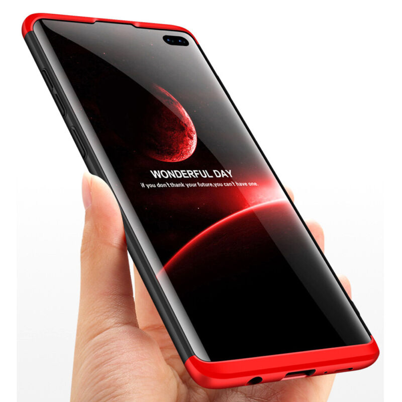 Shockproof Heavy Duty Slim Bumper Case Cover For Samsung Galaxy Note 9 S8 S10 s7 7