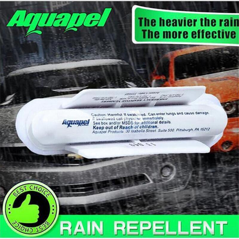 AQUAPEL Applicator Windshield Glass Treatment Water Rain Repellent Repels NEWLY 3