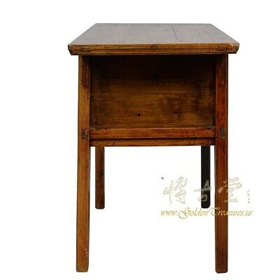 Antique Chinese Ming Style Console Table/Sideboard 7