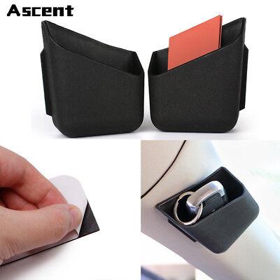 Car Glasses Case Sunglasses Holder Black Storage Interior Universal Accessories 8