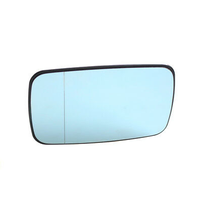 For BMW 3 Series E46 Coupe 98-05 Left Flat Electric wing mirror glass plate