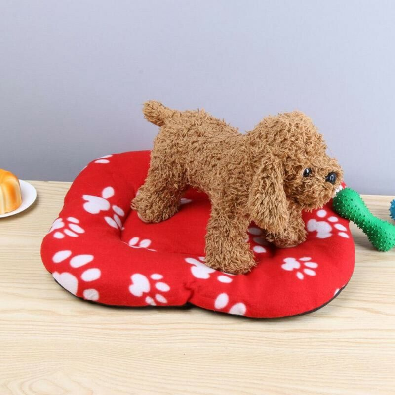 Large Soft Pet Cat Dog Bed Puppy Warm Cushion House Pet Kennel Dog Mat Blanket 3