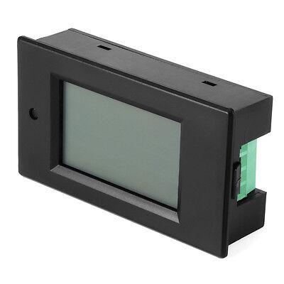 Contador Electrico Digital Medidor de Consumo Voltaje Amperimetro 100A 80-260V 6
