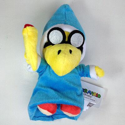 "Plush Magikoopa Koopa Wizard Soft Toy Stuffed Animal 10/"" New Super Mario Bros"