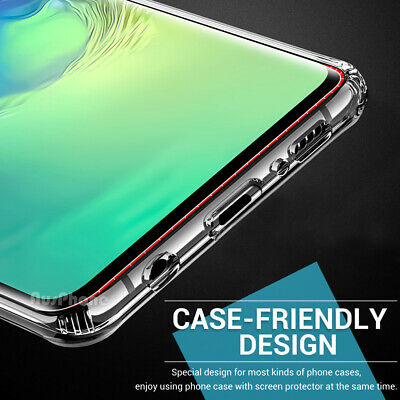 SAMSUNG GALAXY S10 5G PLUS S10e HYDROGEL AQUA FLEXIBLE Crystal Screen Protector 9