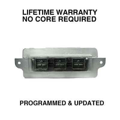 Engine Computer Programmed//Updated 1996 Ford Thunderbird 4.6L PCM ECM ECU
