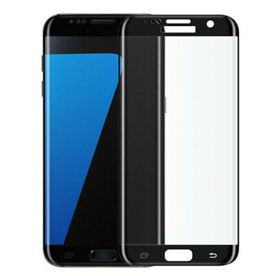 Full Cover Tempered Glass Screen Protector For Samsung Galaxy S7 Edge S8 S9 Plus 9