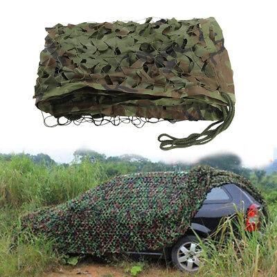 Filet Camouflage Forêt Jungle Camo Net Camping Chasse Cacher Armée Militaire PB 4