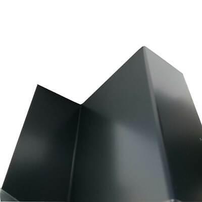 Z-Profil 2000mm Lang Alu Edelstahl Stahl Verzinkt Abdeckprofil Kantblech