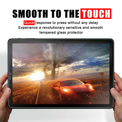 Tempered Glass Screen Protector for Samsung Galaxy Tab A 7/ 8/ 10.1/ 10.5 2018 4