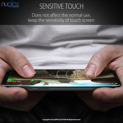 Samsung Galaxy S10 E S9 S8 Plus Note 9 8 NUGLAS Tempered Glass Screen Protector 4