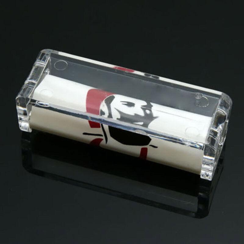 80mm Easy Handroll Cigarette Tobacco Rolling Machine Roller Maker useful handy 7