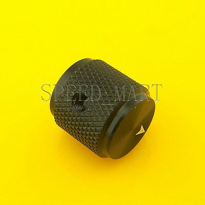 5 PCS High Quality Precision Full Aluminum with set screw Knob for CD Player