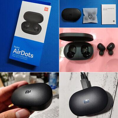 Wireless Bluetooth Headphones TWS Earbuds Earphones Mic for Xiaomi Redmi Airdots 8