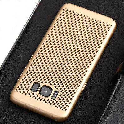 For Samsung Galaxy S8 Plus/S7 Hard Case Thin Shockproof Hybrid Phone Cover Skin 5