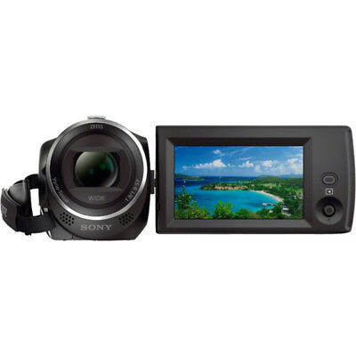 HDR-CX405/B Full HD 60p Camcorder - OPEN BOX 4