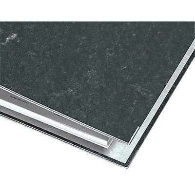 20 x ORDNER A4 8cm schwarz Qualitäts-Schlitzordner aus Deutscher Produktion