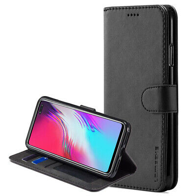 Samsung Galaxy S10 Plus 5G S10e S8 S9 Note8 9 10+ Wallet Case Leather Flip Cover 2