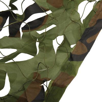 Filet Camouflage Forêt Jungle Camo Net Camping Chasse Cacher Armée Militaire PB 9
