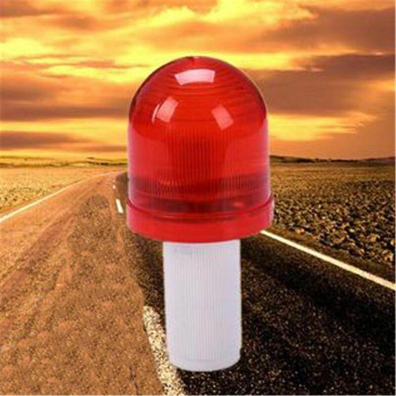 LED Roadway Emergency Road Light Warning Lamps Traffic Cone Hazard Skip Light g 4