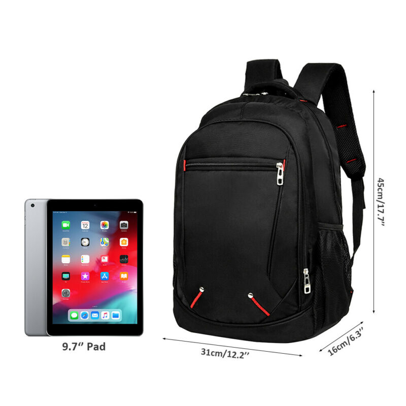 mans Boys Large Backpack Big Rucksack Fishing Sports Travel Hiking School Bag CA 4