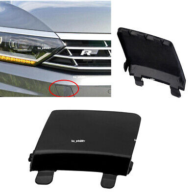 Mixed Color Front Trim Tow Hook Cover 3C8807241 For VW Passat CC 2009-2012