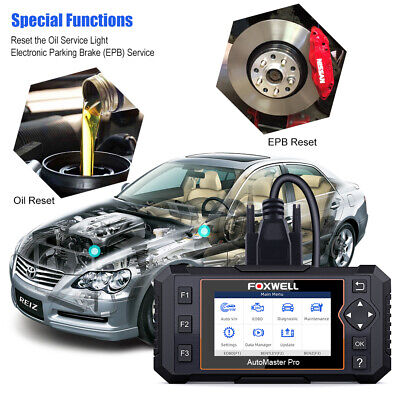 Foxwell OBD2 Scanner Full System Auto Diagnostic Tool Oil EPB Reset Code Reader 3