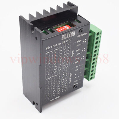 TB6600 Driver Single Axis 4A Controller 9~42VDC for Stepper Motor 11