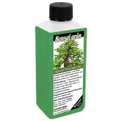 Bonsai-Dünger für Laubgehölze und Koniferen Flüssigdünger für Bonsai Pflanzen 2
