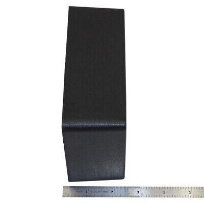 inch in Black W x 2.36 x 3.89 L H ABS Plastic Project Box Enclosure 5.89