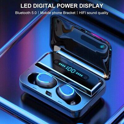 Bluetooth 5.0 Earbuds Wireless Earphones TWS Stereo Deep Bass in-Ear Headphones 11