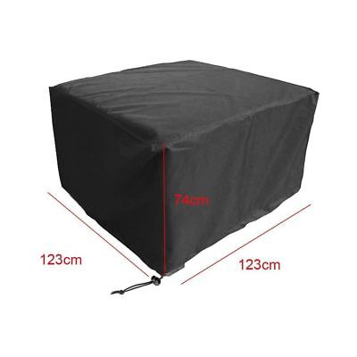 Waterproof Garden Patio Furniture Cover Covers forRattan Table Cube Seat Outdoor 4