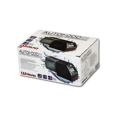 Alimentador Comedero Automático Digital  Para Acuario,tortuguero.wave Deluxe 2