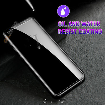 Samsung Galaxy S10 S9 S8 Plus S10e Note 9 8 Full Tempered Glass Screen Protector 4