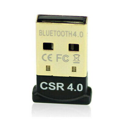 USB 4.0 Bluetooth V4.0 Dongle Adapter for PC Laptop Windows Computer High Speed 2