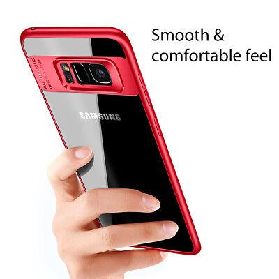Samsung Galaxy Note 9 8 S8 S9 Plus Slim Case Luxury Cover Shockproof Bumper 4