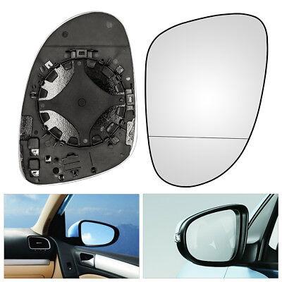 Droit côté passger chauffé aile en verre miroir pour VW Golf 5 MK5 2003-2008 2