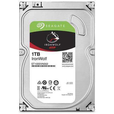 Seagate IronWolf 1TB 2TB 3TB 4TB 6TB 8TB 10TB 12TB Internal NAS Hard Drive HDD 2