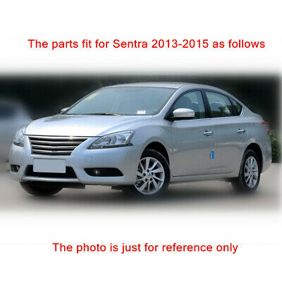 Door Opening Weatherstrip Seal High Quality Rear Right for Nissan SENTRA 2013-18 2