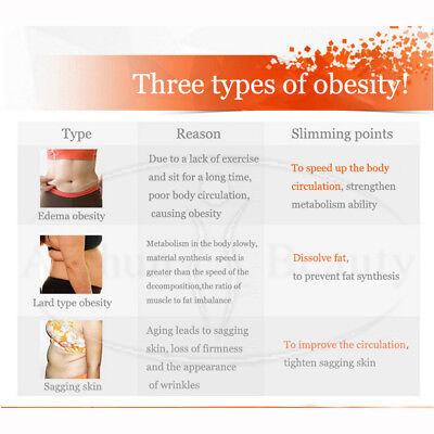 Aichun CAPSICUM Slimming Body Essential Oil 100% Natural 3 Day Effective 30ml 8