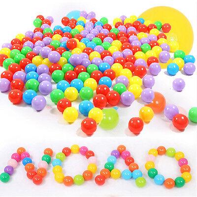 Bälle 55mm Bunte Farben Kinderbälle Spielbälle Bällebad Kugelbad Bälle