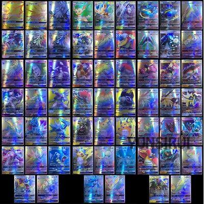 200 Stück Pokemon GX Karte Alle MEGA Holo Flash Art Trading Cards Holiday gifts