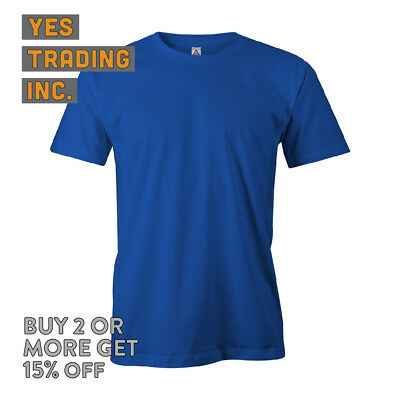 Aaa Alstyle 1301 Mens Casual T Shirt Plain Short Sleeve Shirts Cotton Tee Daily 11