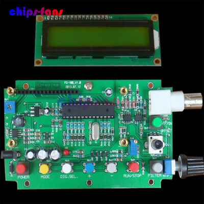 DDS Function Signal Generator Sine+Triangle + Square Wave Frequency 1HZ-500KHz 11