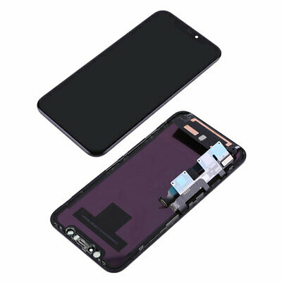 US LCD Touch Screen Display Screen Digitizer Assembly Replacement for iPhone XR 2
