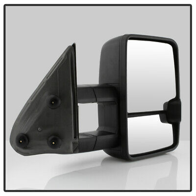 G2 1999-2006 Chevy Silverado Sierra Telescoping Manual Tow Side Mirrors PAIR 2