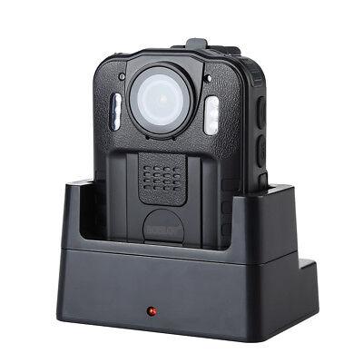 Boblov 32GB Police Body Worn Camera DVR HD 1296P IR Night Vision 170° Waterproof 7