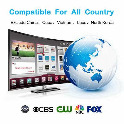 [980 Miles] Clear Indoor Digital TV HDTV Antenna [2019 Latest] UHF/VHF/1080p 4K 4