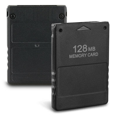 Au New 128Mb Memory Card For Playstation2 Ps2 128M 4