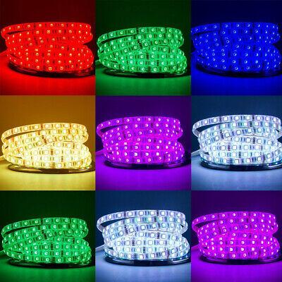 5M 10M 15M 20M 12V 3528 5050 5630 LED Flexible Strip Light Warm White Tape 11